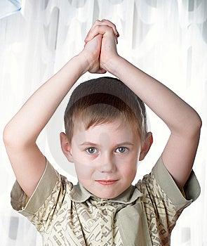 The Child Stock Image - Image: 8660801