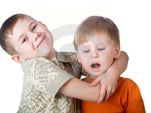 Child Game Royalty Free Stock Photos - Image: 8660848