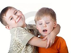 Dziecko Gra Zdjęcia Royalty Free - Obraz: 8660848