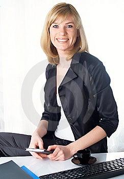 Het Meisje Royalty-vrije Stock Afbeelding - Beeld: 8660886