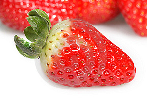 Ripe Strawberries. Royalty Free Stock Photo - Image: 8660975