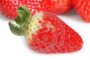 Ripe Strawberries. Royalty Free Stock Photo - Image: 8660975