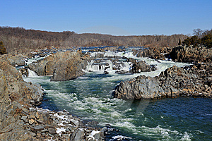 Great Falls Stock Image - Image: 8661351