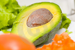Avocado Stock Images - Image: 8661704