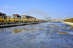 Bürgerliche Landschaft Chinas Lizenzfreie Stockfotos - Bild: 8661738