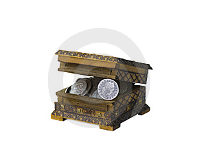 Moneybox 2 Stock Photo - Image: 8661740