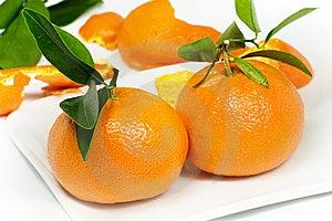 Tangerines Stock Photo - Image: 8661930