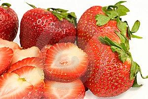Strawberry Royalty Free Stock Image - Image: 8661946