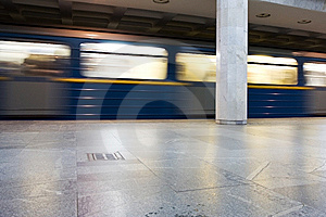 Urban Subway Royalty Free Stock Photo - Image: 8662115