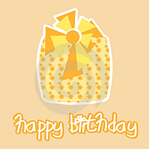 Happy Birthday Stock Images - Image: 8662614
