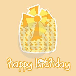 Happy Birthday Stock Images - Image: 8662614