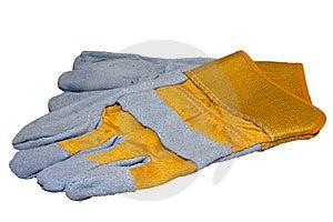 手套保护 免版税图库摄影 - 图片: 8662997