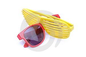 Sonnenbrille Stockbild - Bild: 8663261