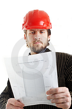 Engineer Royalty Free Stock Photo - Image: 8663445