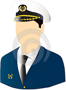 Captain Royalty Free Stock Photography - Image: 8663547
