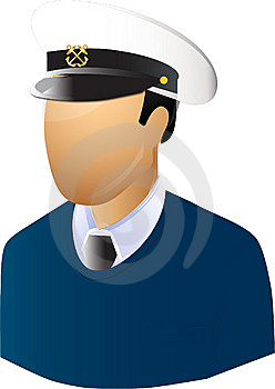 Captain Royalty Free Stock Image - Image: 8663556