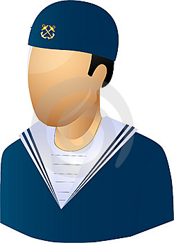 Sailor Royalty Free Stock Image - Image: 8663566