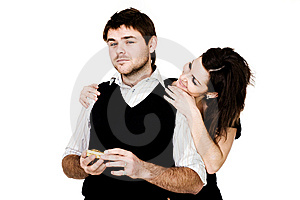 Prersent Stock Images - Image: 8663844