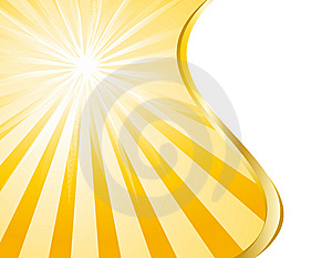 Composição Com Sol Imagem de Stock - Imagem: 8664081