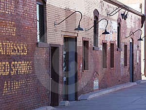 Old Urban Building Stock Image - Image: 8664711