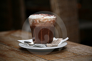 Cappuccino Royalty Free Stock Image - Image: 8664806
