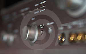 Receiver Royalty Free Stock Image - Image: 8665076