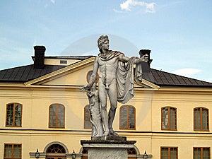 Stockholm Drottningholm Stock Photography - Image: 8665692