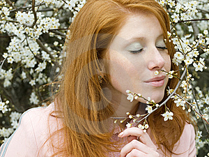 Spring Girl Stock Photos - Image: 8666243