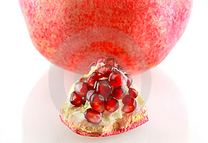Pomegranate Royalty Free Stock Photos - Image: 8666268