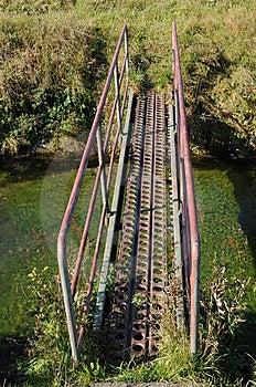 Pont 004 Image libre de droits - Image: 8666276