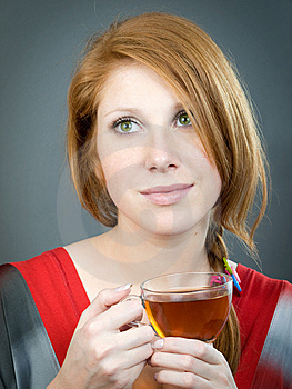 Cup Of Tea Royalty Free Stock Photography - Image: 8666357