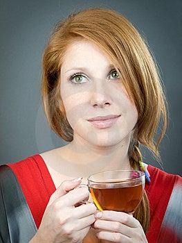 чай чашки Стоковая Фотография RF - изображение: 8666357