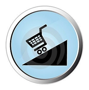 Promotion Web Button Royalty Free Stock Photography - Image: 8666497