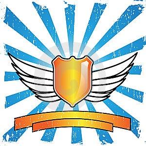 Shield Design Stock Image - Image: 8667131