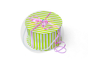 Gift Box Stock Image - Image: 8667801