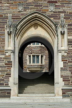 Archway Stock Images - Image: 8668014