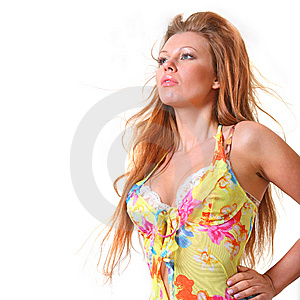 Summer Mood Royalty Free Stock Image - Image: 8668856