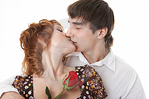 Young Beauty Couple Stock Photography - Image: 8671052