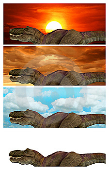 Dinosaur Stock Photography - Image: 8671182