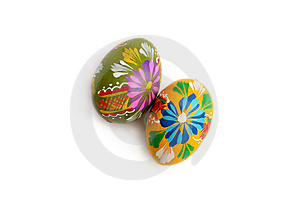 Easter Eggs Stock Image - Image: 8672121