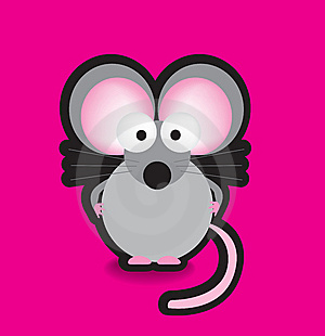 Mouse Royalty Free Stock Photography - Image: 8676057