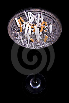 Some Cigarettes Stock Image - Image: 8676311