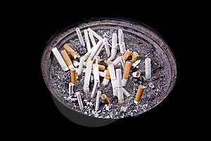 Some Cigarettes Royalty Free Stock Image - Image: 8676316
