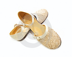 Girl Shoes Royalty Free Stock Photo - Image: 8678115