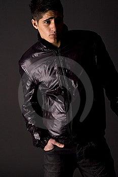 Fashion Portrait Stock Photos - Image: 8682453