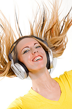 Flying Notes Stock Image - Image: 8683841