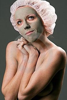 Facial Mask Stock Photos - Image: 8684323