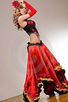 Carmencita Stock Images - Image: 8685024