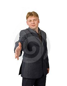 Handshake Royalty Free Stock Images - Image: 8685269