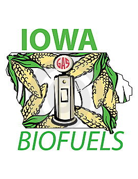 Iowa Biofuels Royalty Free Stock Images - Image: 8685409
